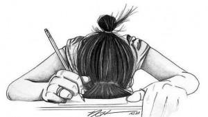 namų darbai)